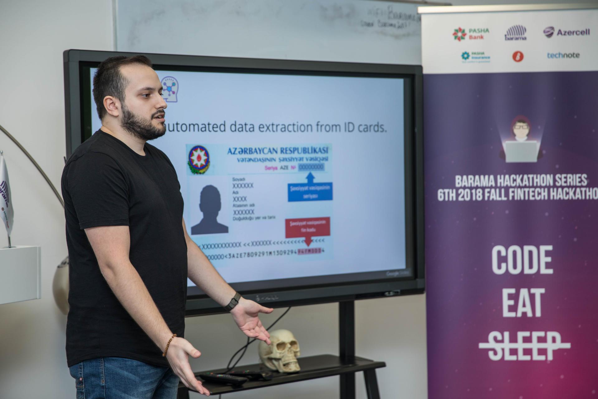 Barama FinTech Hackathon winners announced (PHOTO) - Gallery Image