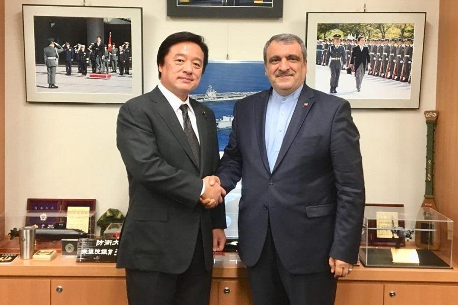 Japanese parliament ready to cooperate with Iran