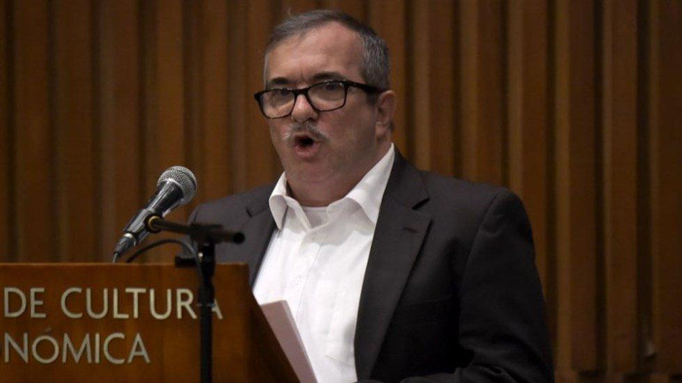 Colombia FARC leader Timochenko to attend Mexican inauguration