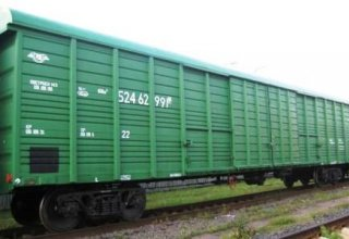 Turkmenistan to update its rolling stock with new wagons from Russia