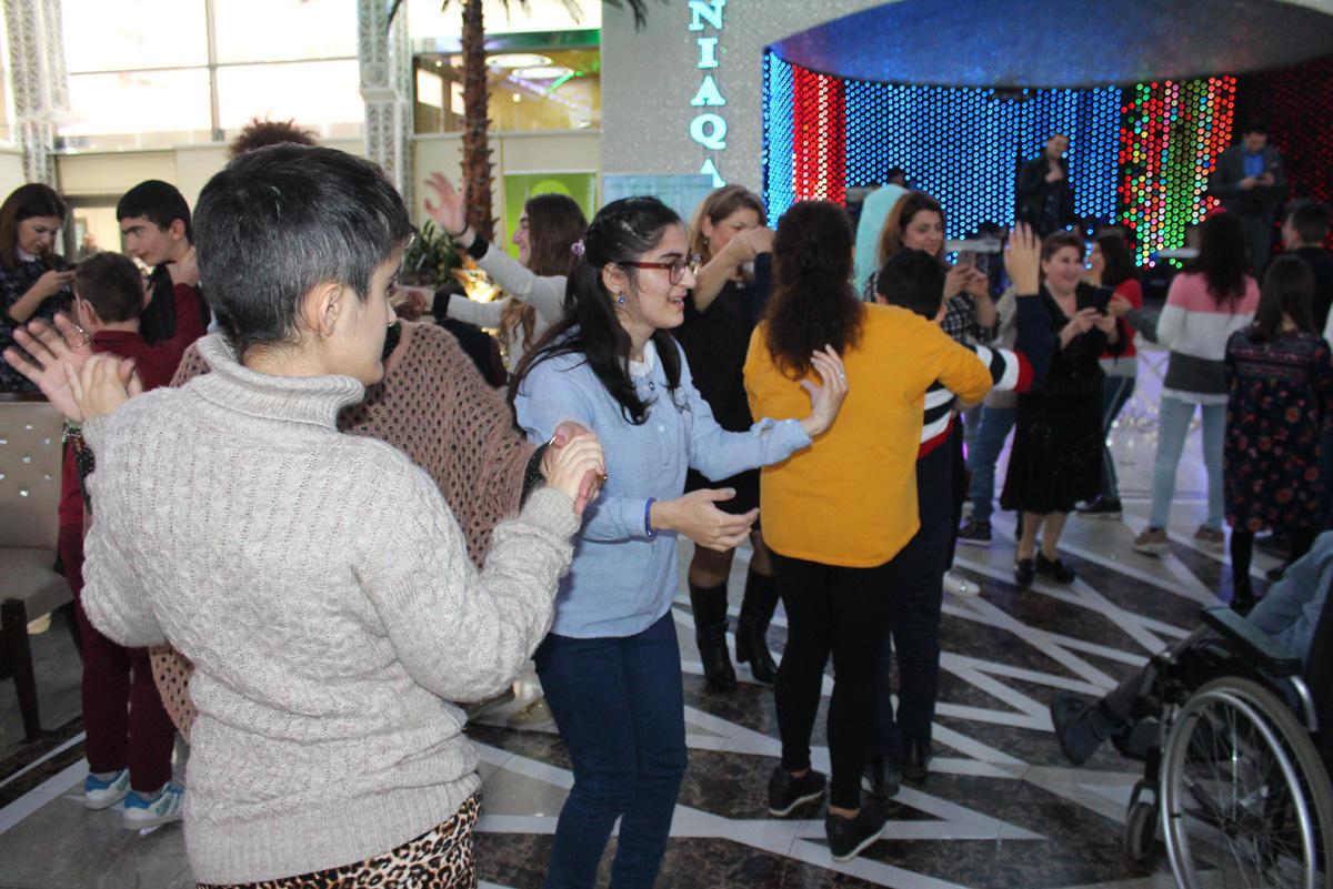 В Баку прошел праздник сильных духом и не сдающихся судьбе (ФОТО) - Gallery Image