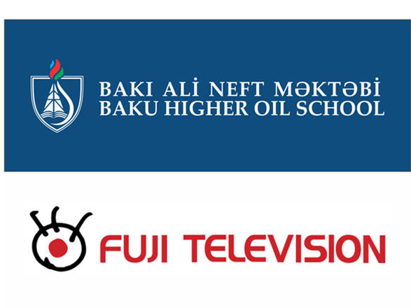 Baku Higher Oil School to be broadcast on Japanese Fuji Television