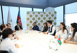 Volunteer Council created under Azerbaijan's Agency for Development of SMEs (PHOTO)