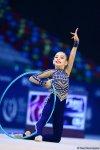 В Национальной арене гимнастики в Баку стартовало 25-е первенство Азербайджана по художественной гимнастике (ФОТО) - Gallery Thumbnail