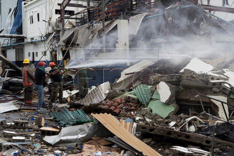 At Least 4 Killed, Multiple Hurt in Major Gas Explosion in Santo Domingo
