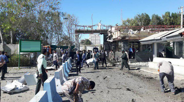3 killed in car bomb explosion in Iran's Chabahar (PHOTO/VIDEO) (UPDATING) - Gallery Image