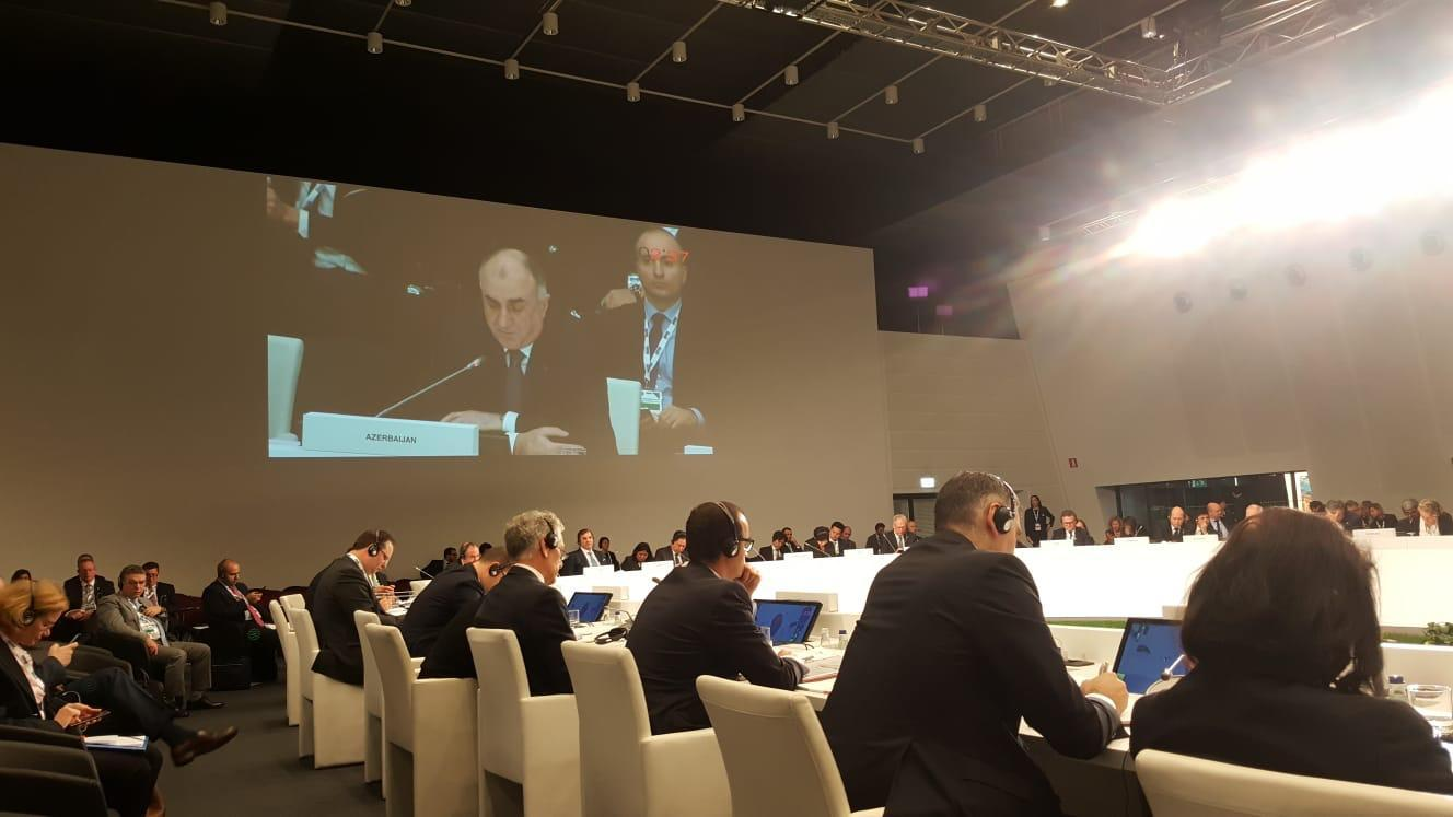 Azerbaijan FM: Conflicts in OSCE area remain most serious threat to peace, security (PHOTO) - Gallery Image