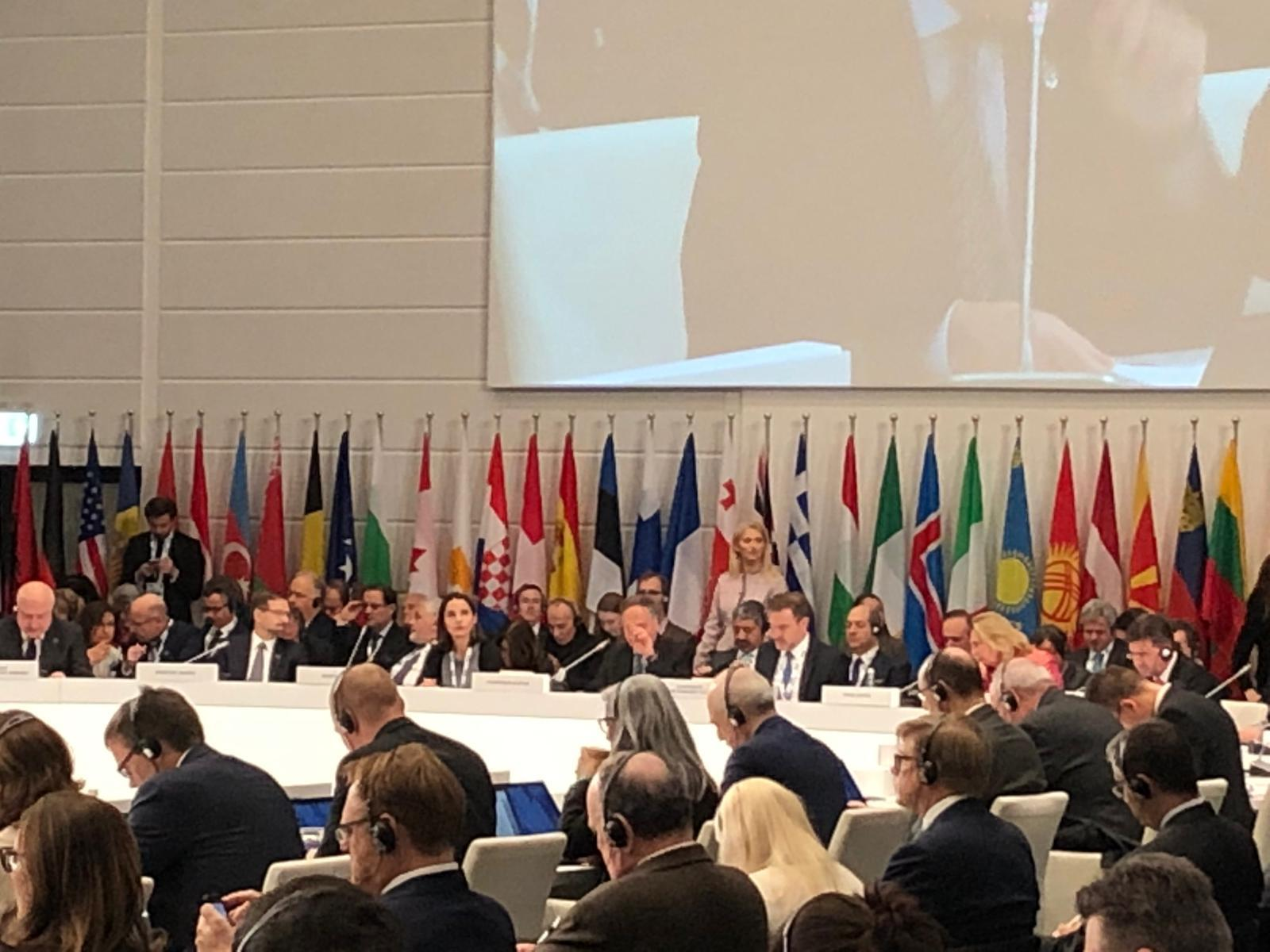 Azerbaijan FM: Conflicts in OSCE area remain most serious threat to peace, security (PHOTO)