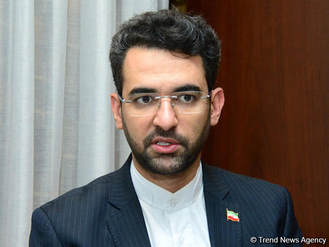 Iranian minister discusses potential of supercomputers in developing digital economy