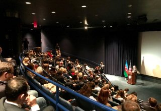 Centenary of Azerbaijani parliament celebrated in Washington (PHOTO)