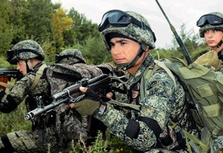 Troops of Uzbek Ministry of Defense receive new military equipment