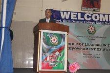 В Пакистане прошел семинар, посвященный памяти Гейдара Алиева (ФОТО) - Gallery Thumbnail