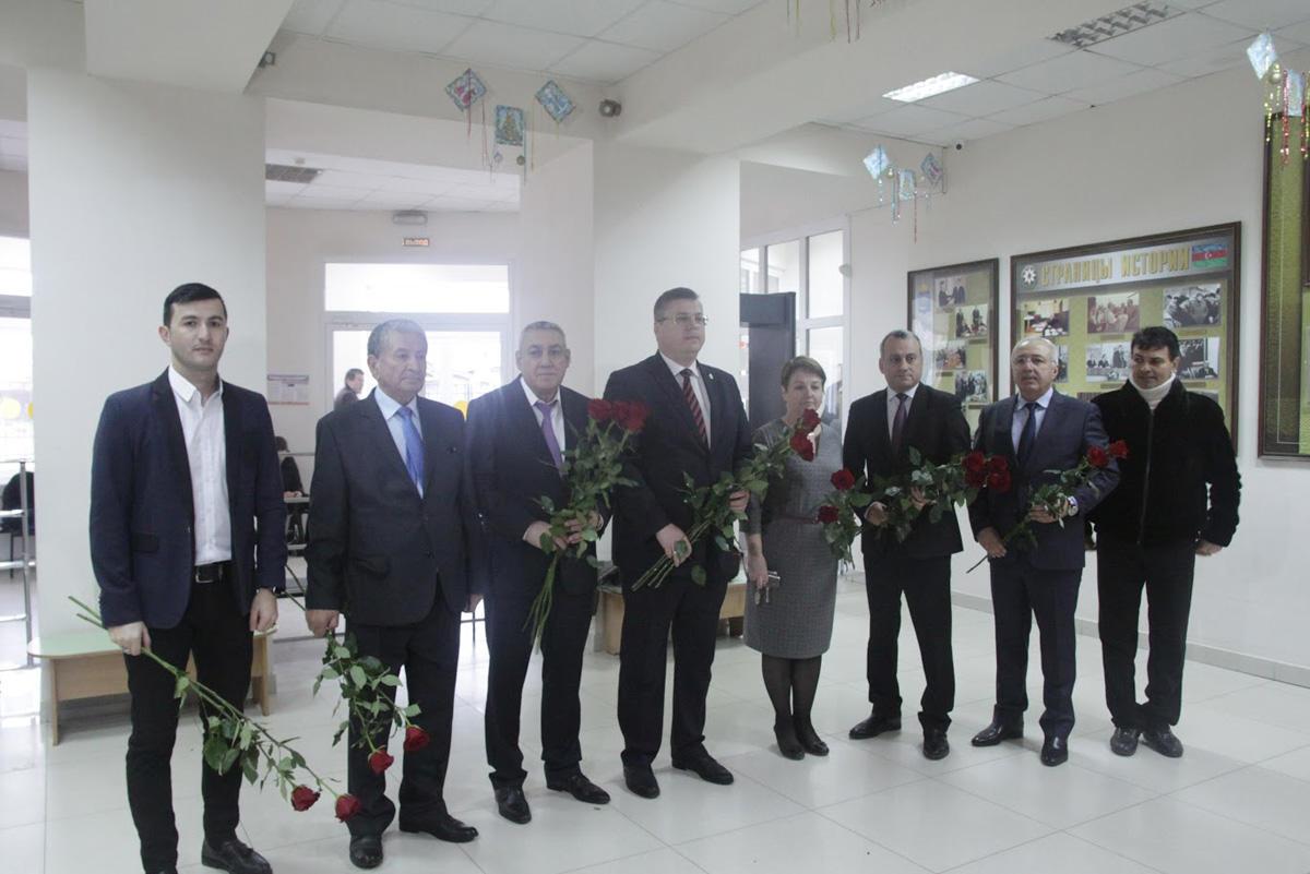 Həştərxanda ulu öndər Heydər Əliyevin anım mərasimi keçirilib (FOTO) - Gallery Image