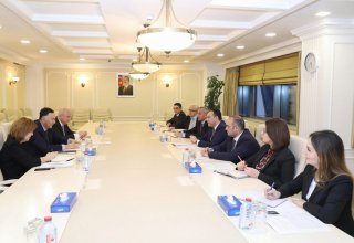 Azerbaijan, ADB mull expanding co-op in labor, employment, social protection (PHOTO)