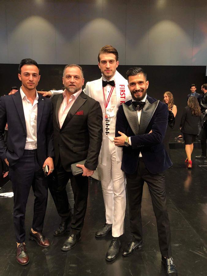 """Azərbaycan """"Best Model of World"""" 2018-də dünya 2-cisi olub (FOTO) - Gallery Image"""