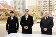 В Азербайджане семьям шехидов и инвалидам  предоставлено еще 145 квартир (ФОТО) - Gallery Thumbnail