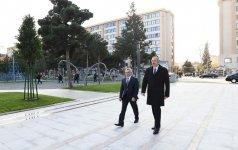 Президент Ильхам Алиев принял участие в открытии Центра молодежи в Баку (ФОТО) (версия 2) - Gallery Thumbnail