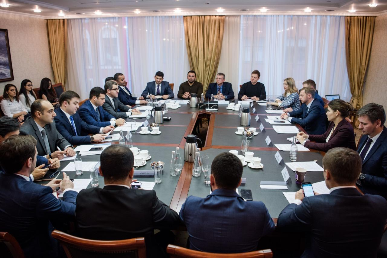 Azerbaijan, Russia mull expansion of co-op in SME sector (PHOTO)