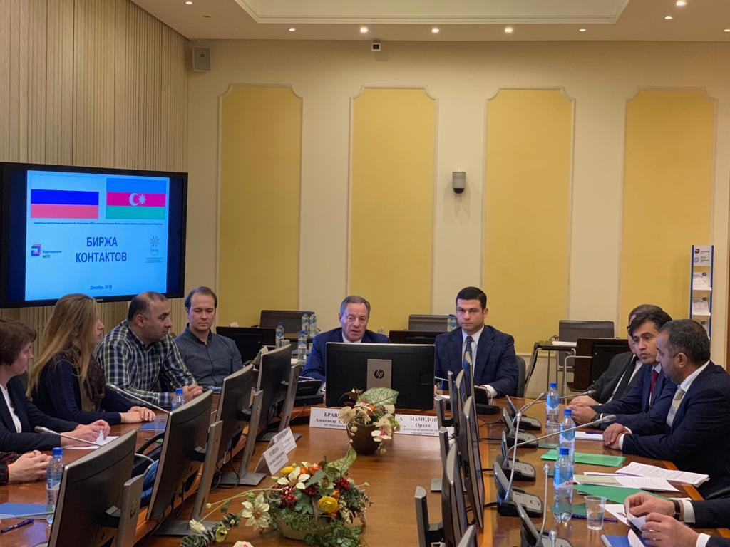 Azerbaijan, Russia mull expansion of co-op in SME sector (PHOTO) - Gallery Image