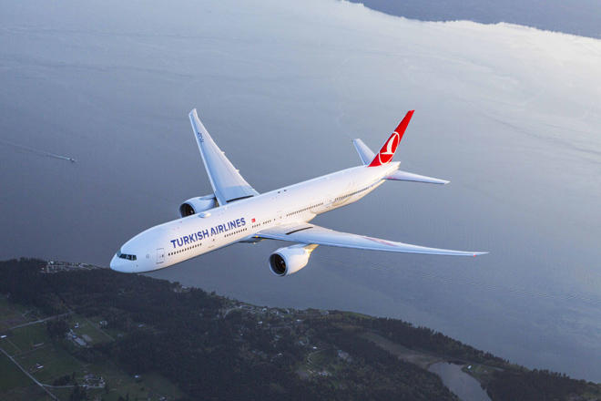 Turkish Airlines to start flights to Turkmenistan's Turkmenabat