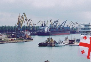 Georgian seaports continue operations
