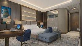 Стали известны подробности строительства самой высокой гостиницы в Узбекистане (ФОТО) - Gallery Thumbnail