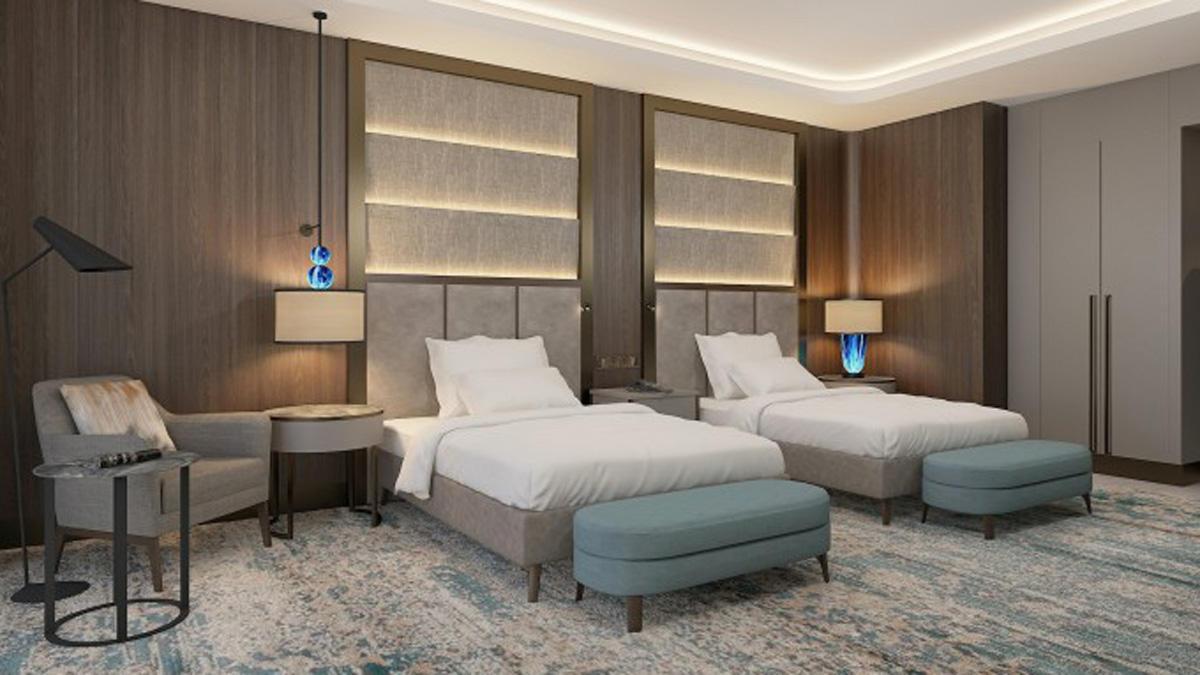 Стали известны подробности строительства самой высокой гостиницы в Узбекистане (ФОТО) - Gallery Image