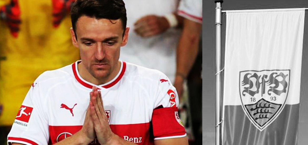 Father of Stuttgart FC captain dies at stadium after match