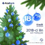 Last gift of 2018 from AtaBank - Gallery Thumbnail