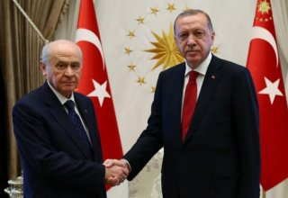 Turkish president, opposition leader may hold joint rallies