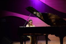 Российские музыканты выступили с концертом в честь азербайджанского композитора (ФОТО) - Gallery Thumbnail