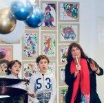 Талантливые азербайджанцы в Германии. Маргарита Керимова-Соколова отметила юбилей в Кёлне (ФОТО) - Gallery Thumbnail