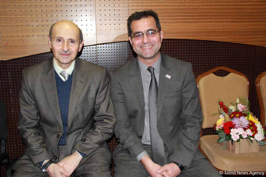 Драматург Идо Нетаньяху, брат премьера Израиля:  Азербайджан – прекрасная и толерантная страна  (ЭКСКЛЮЗИВ, ФОТО) - Gallery Image