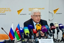 Year 2019 to be eventful for dev't of Azerbaijani-Russian trade co-op - envoy (PHOTO) - Gallery Thumbnail