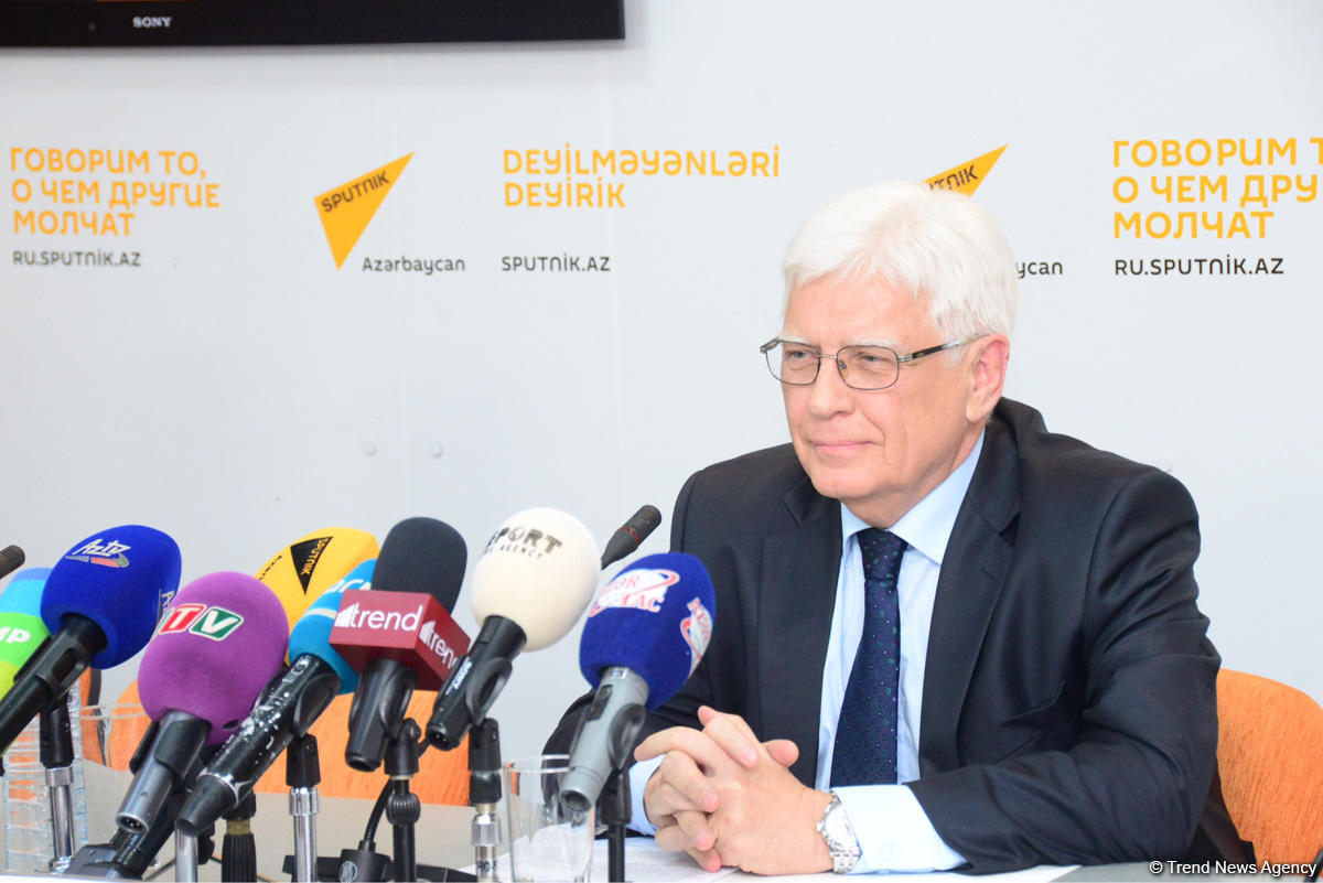 Year 2019 to be eventful for dev't of Azerbaijani-Russian trade co-op - envoy (PHOTO) - Gallery Image