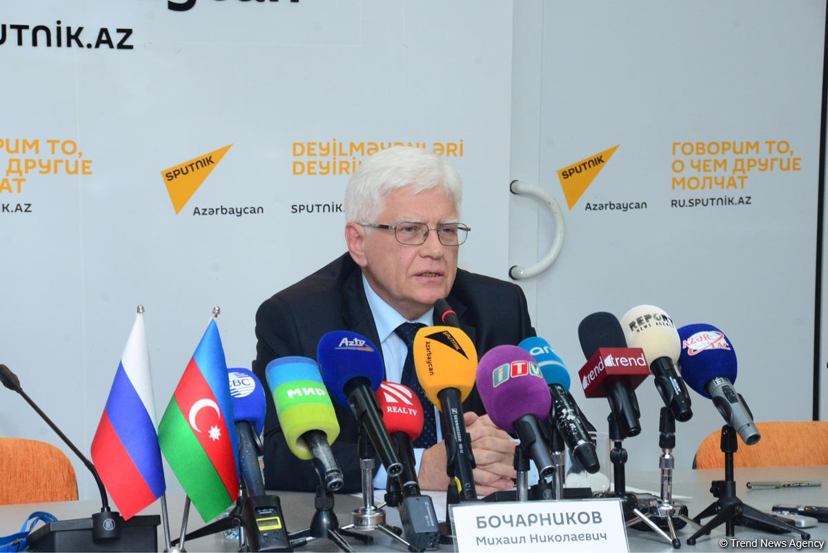 Year 2019 to be eventful for dev't of Azerbaijani-Russian trade co-op - envoy (PHOTO)