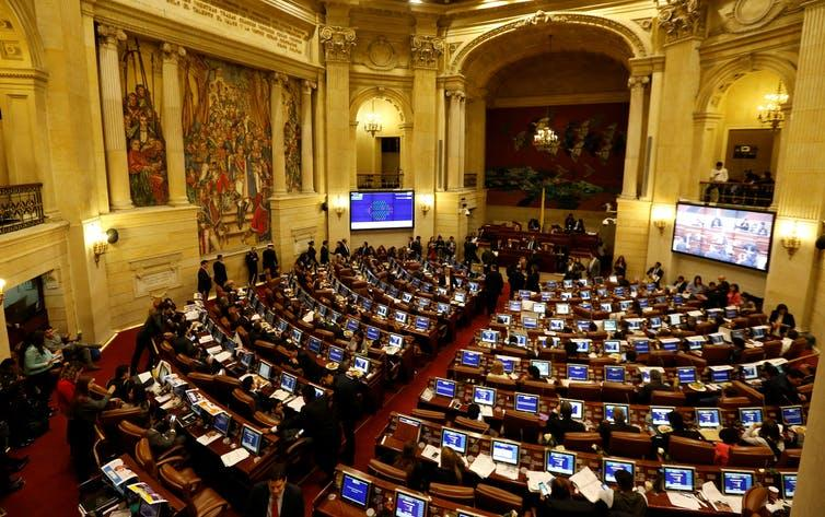 Colombian parliament adopts resolution on Karabakh conflict