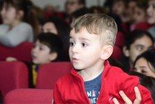 В Культурном центре СГБ представлен детский спектакль о приключениях Тыг-тыг ханым (ФОТО) - Gallery Thumbnail