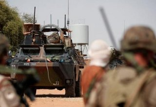 "French troops kill ""more than 30 terrorists"" in Mali: ministry"