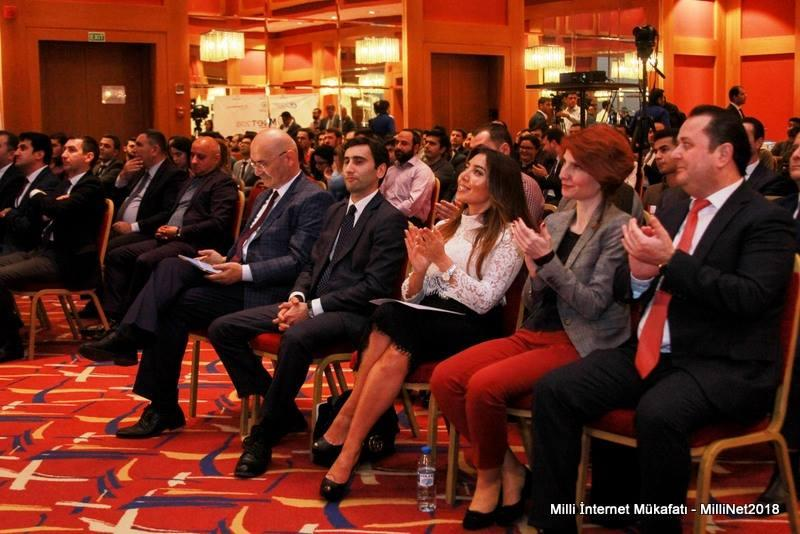 """AzerTelecom supports """"Milli Net 2018"""" as general sponsor (PHOTO) - Gallery Image"""