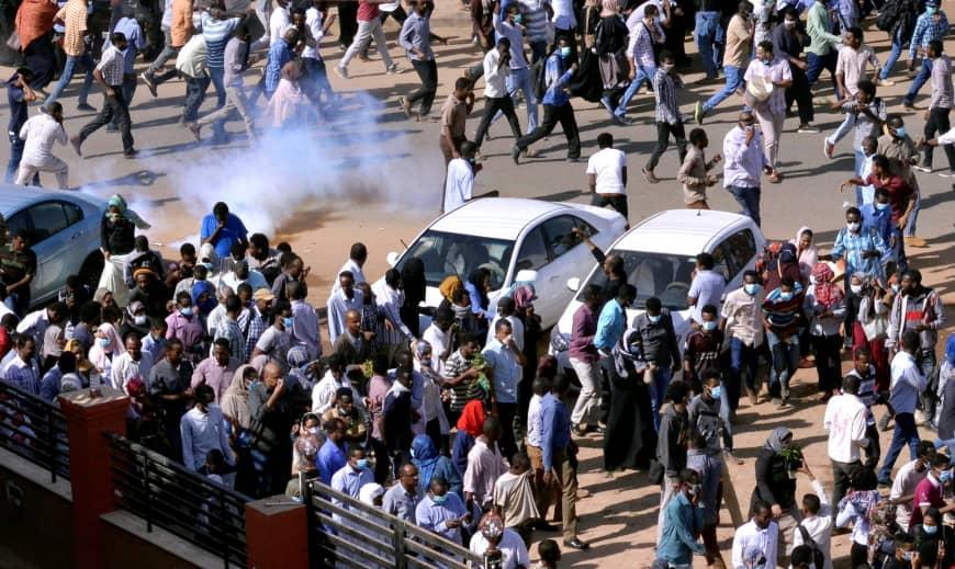 Sudanda etiraz aksiyaları zamanı 16 nəfər ölüb