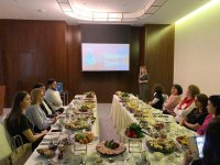 First Class Hospitality held business breakfast at Boulevard Baku Autograph Collection (PHOTO) - Gallery Thumbnail