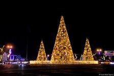 Баку в праздничном убранстве (Фотосессия) - Gallery Thumbnail
