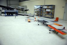 Drone specialists training center opens in Azerbaijan (PHOTO) - Gallery Thumbnail
