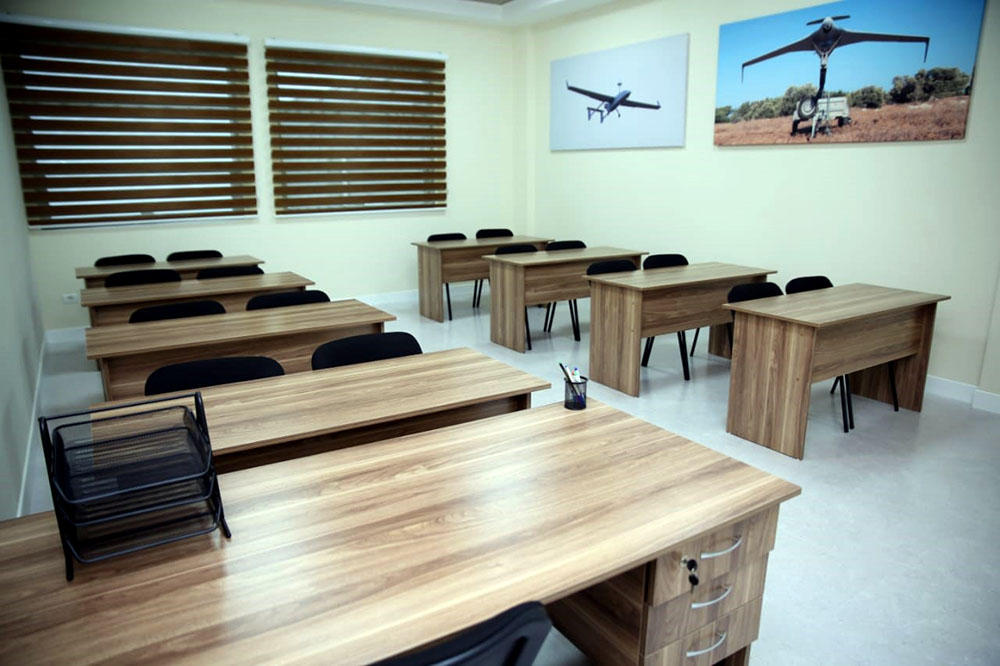 Drone specialists training center opens in Azerbaijan (PHOTO) - Gallery Image