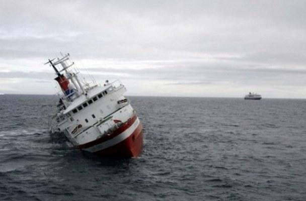 Two Azerbaijanis in crew of ship sunken off Turkey's coast
