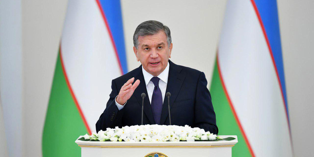 Uzbekistan's president transfers part of oil, gas company functions to State Geology Committee