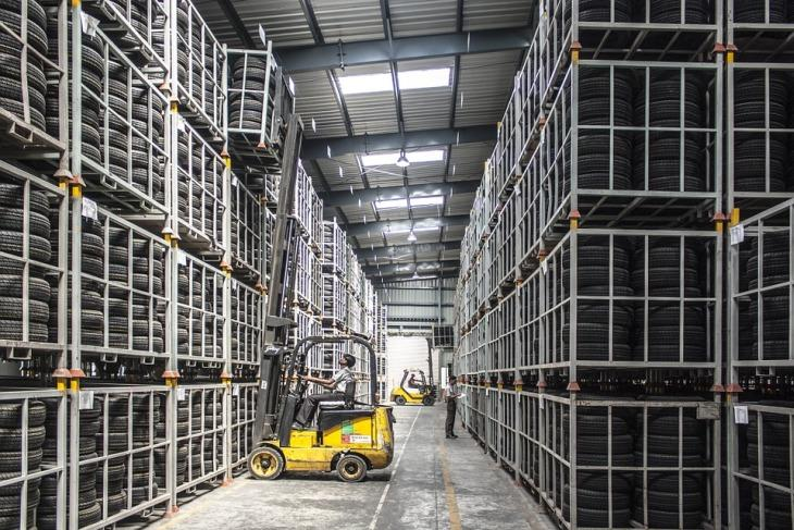 Major warehouse for storing food products built in Baku