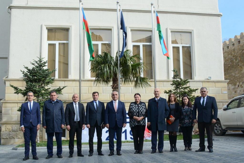 UNEC İctimai Nəzarət Şurası: təkliflər və müzakirələr (FOTO)