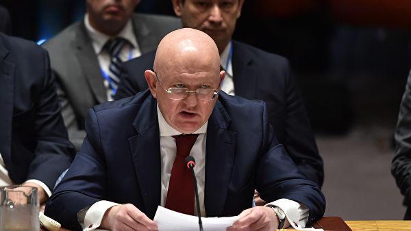 Небензя отметил важность восстановления контроля над границей Сирии и Ирака